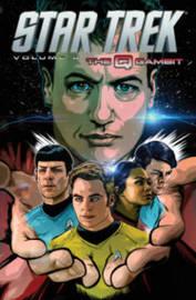 Star Trek Volume 9 The Q Gambit by Mike Johnson