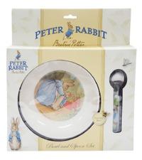 Peter Rabbit - Classic Bowl & Spoon Set