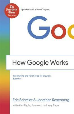 How Google Works by Eric Schmidt image