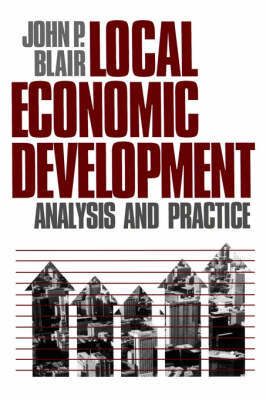 Local Economic Development by John P. Blair image