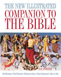 The New Illustrated Companion to the Bible by J.R. Porter image