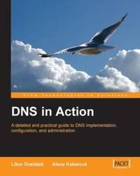 DNS in Action by Alena Kabelova image