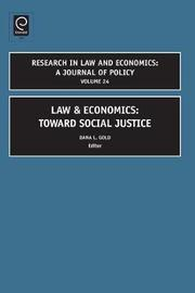 Law and Economics by Dana Gold