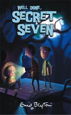 Well Done, Secret Seven by Enid Blyton image