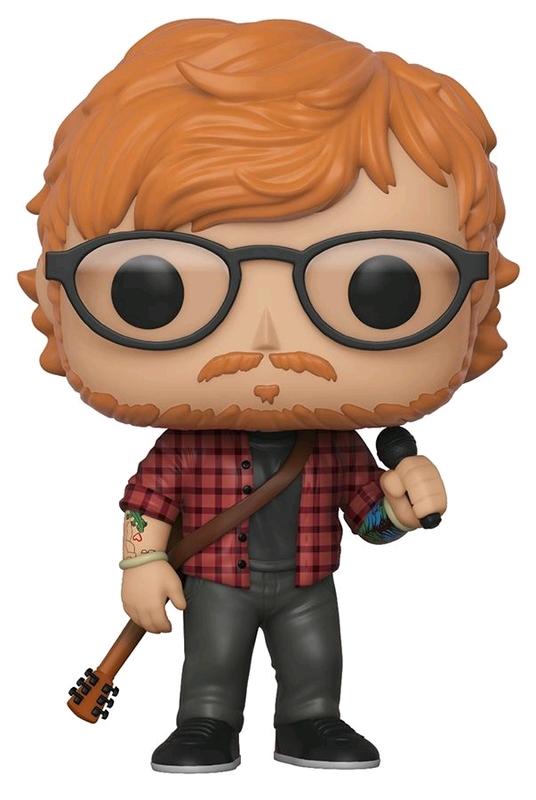 Ed Sheeran - Pop! Vinyl Figure
