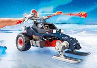 Playmobil: Action - Ice Pirate with Snowmobile (9058) image