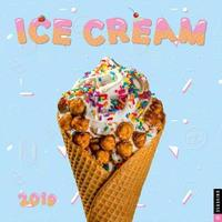 Ice Cream 2019 Wall Calendar by Universe Publishing