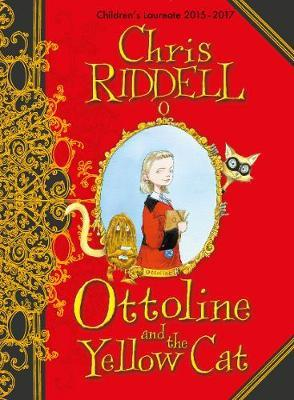 Ottoline and the Yellow Cat by Chris Riddell image