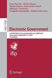 Electronic Government image