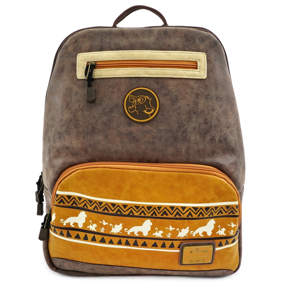 Loungefly: Lion King - Pattern Backpack image