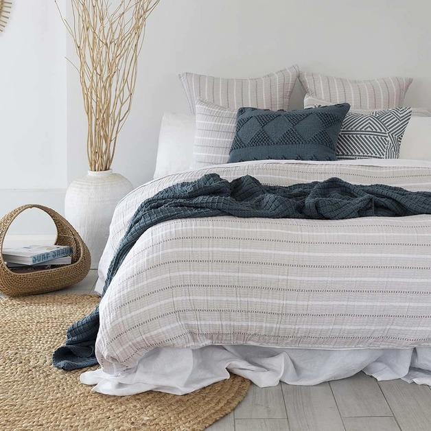Bambury: Donnelly Quilt Cover (Super King)