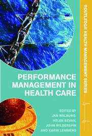 Performance Management in Healthcare image