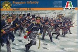 Italeri Prussian Infantry (Napoleonic Wars) 1:72 Model Kit