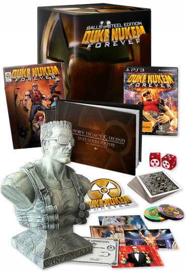 Duke Nukem Forever Balls of Steel Edition for PS3