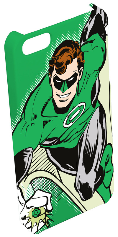Green Lantern Graphic Hard Shell Case for iPhone 5
