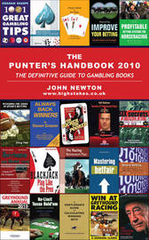 The Punter's Handbook: 2010 by John Newton image