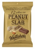 Whittaker's Peanut Slab Mini Slabs