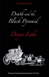 Death and the Black Pyramid by Deryn Lake image