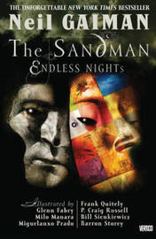 Sandman Endless Nights - New Edition by Neil Gaiman