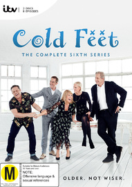 Cold Feet - The Complete Sixth Series on DVD image