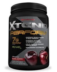 Scivation X-Tend Perform - Black Cherry (671g/44 Serves) image