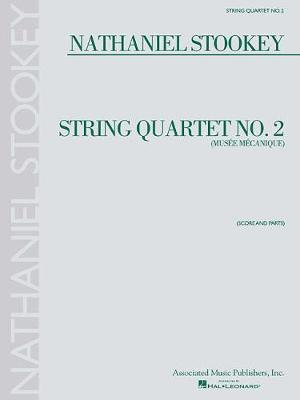 String Quartet No. 2, Musee Mecanique by Nathaniel Stookey image