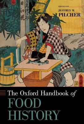 The Oxford Handbook of Food History image