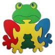 Fun Factory - Frog Jigsaw Puzzle
