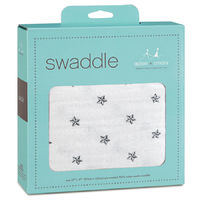 Aden + Anais: Single Swaddle - Wave Rider image