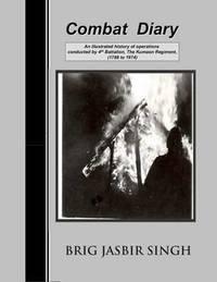 Combat Diary by Jasbir Singh image