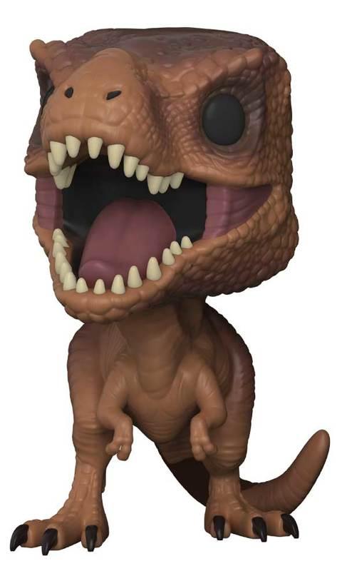 Jurassic Park: Tyrannosaurus - Pop! Vinyl Figure
