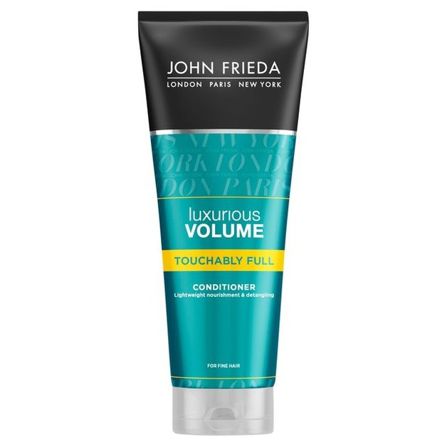 John Frieda Luxurious Volume Core Restore Conditioner (250ml)