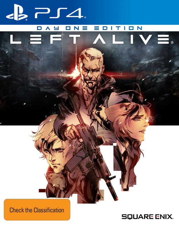 Left Alive Day One Edition for PS4