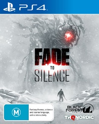 Fade to Silence for PS4