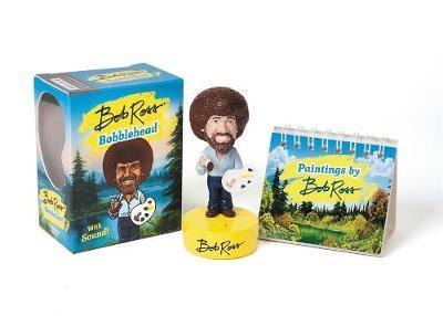 Bob Ross Bobblehead by Bob Ross