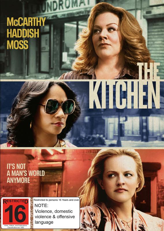 The Kitchen on DVD