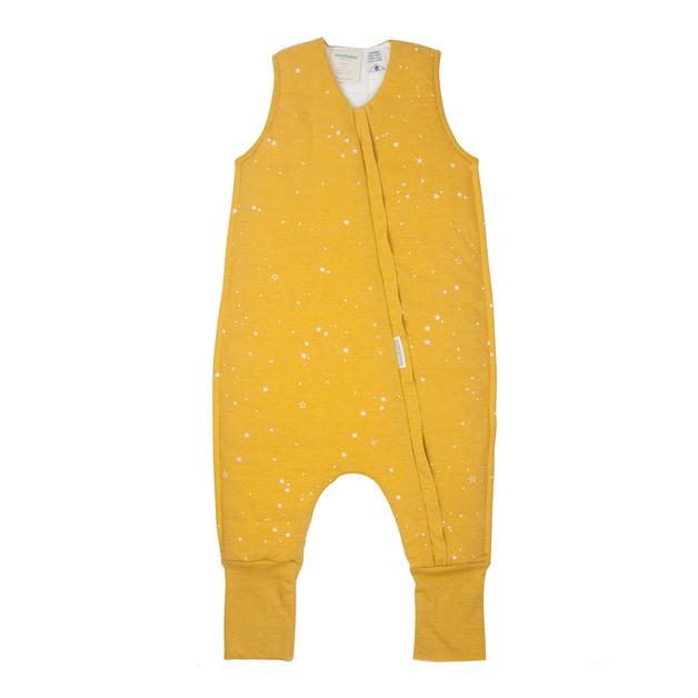 Woolbabe: Duvet Sleeping Suit Tasman Stars - 3 Years