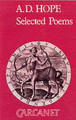 Selected Poems by Alec Derwent Hope image