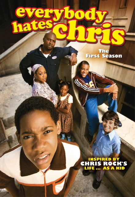 Everybody Hates Chris - Season 1 (4 Disc Set) on DVD