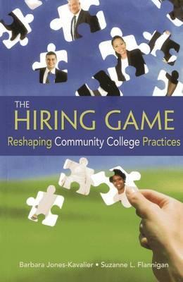 The Hiring Game by Barbara Jones-Kavalier image