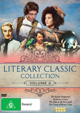 Literary Classic Collection - Volume 2 on DVD