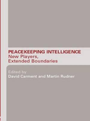 Peacekeeping Intelligence image