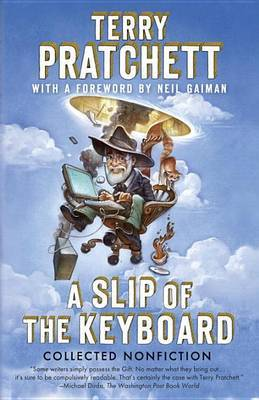 A Slip of the Keyboard by Terry Pratchett image