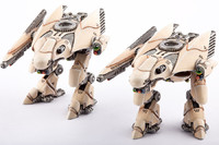 Dropzone Commander: PHR - Hyperion Heavy Walkers