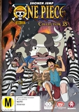 One Piece (uncut) Collection 35 (eps 422 - 433) DVD