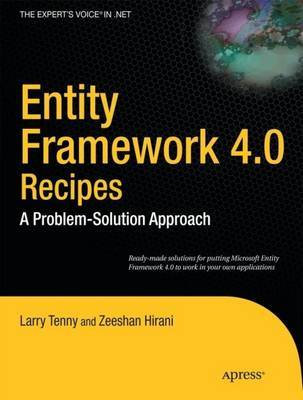 Entity Framework 4.0 Recipes by Larry Tenny image