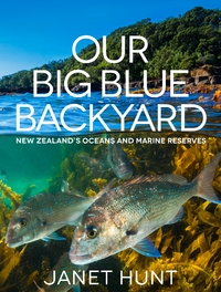 Our Big Blue Backyard by Janet Hunt