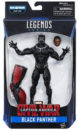 Marvel Legends: Civil War Action Figure - Black Panther