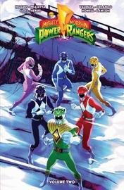 Mighty Morphin Power Rangers Vol. 2: Vol. 2 by Kyle Higgins