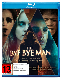 The Bye Bye Man on Blu-ray
